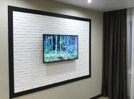 Двухкомнатная квартира На Донском, гостиница в Шахтах