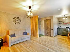 Grey Loft, apartment in Kaliningrad