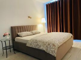 Апартаменты 2-ка на берегу реки Kубань, hotel with jacuzzis in Krasnodar