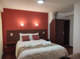 Casa del Escultor, hotel with jacuzzis in Cusco