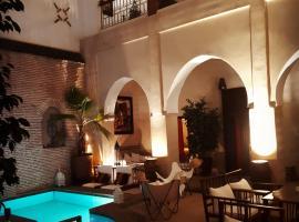 Riad Amira, hotel in Marrakesh