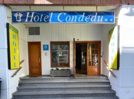 Condedu, hotel en Badajoz