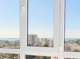 Место под солнцем с видом на море!, отель в Сочи