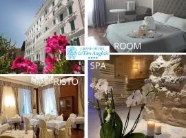Grand Hotel & des Anglais Spa, отель в городе Сан-Ремо