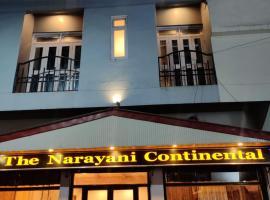 Hotel The Narayani Continental, hotel in Gangtok
