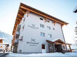 Mountainview Apartments, Ferienwohnung mit Hotelservice in Westendorf