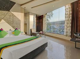 Treebo Trend Glassotel Kolkata, hotel in Kolkata