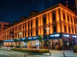 TS Park Hotel, отель в Трабзоне