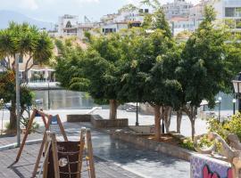 The Dreamhouses by the Lake, hotel near Archaeological Museum of Agios Nikolaos, Agios Nikolaos