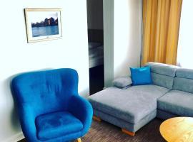 Hotel Mazury – hotel w mieście Giżycko