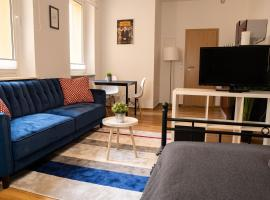 FULL HOUSE Studios - Wolf Apartment - NETFLIX + WiFi inkl., apartment in Halle an der Saale