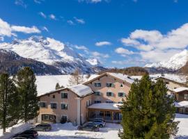Hotel Chesa Randolina, hotel in zona St. Moritz - Corviglia, Sils Maria