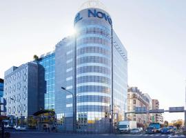 Novotel Paris 14 Porte d'Orléans, hotel in 14th arr., Paris