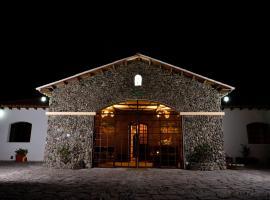 Hacienda Turística Las Manolas by Prima Collection, hotel in Riobamba