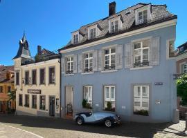 Hotel Rathausglöckel, Hotel in der Nähe von: Stadtmuseum Baden-Baden, Baden-Baden