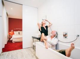 Pacific Hotel by SmARTflats, hotel near Grand Place, Brussels
