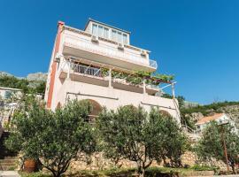 Villa Barbara, romantic hotel in Mlini