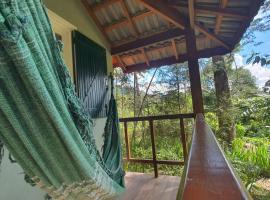 Pousada Suiça Mineira Garden, hotel em Monte Verde
