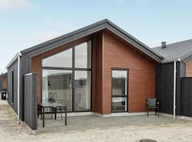 Holiday Homes North Sea, vacation home in Ringkøbing