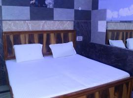 Sharda Hotel, hotel en Ghaziabad