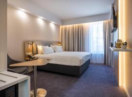 Holiday Inn Express - Nice - Grand Arenas, an IHG Hotel, hotel din Nisa