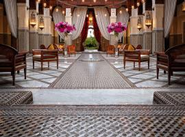 Royal Mansour Marrakech, отель в Марракеше