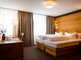 Hotel Montfort, hotel near Train Station Sankt Anton am Arlberg, Sankt Anton am Arlberg