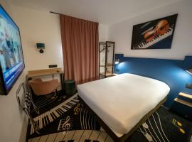 Welcomotel, hotel in Beauvais