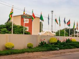 Stay Afrique Hotel, hotel in Bulawayo