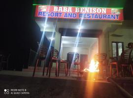 Baba Benison Resort and Restaurant, hotel in Nainital