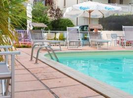 La Plata Hotel - con piscina, hotel in Riccione