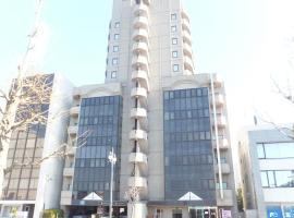 Hotel Alpha Inn Akita, hotel in Akita