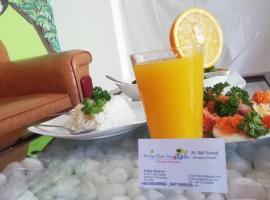 Araliya ocean inn, отель в Тринкомали
