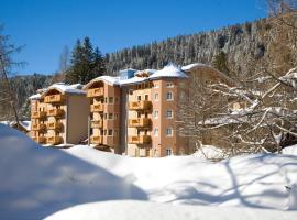 Hotel Chalet Del Brenta, hotel a Madonna di Campiglio