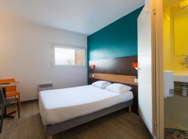 hotelF1 Maurepas, hotel in Maurepas