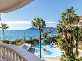 Zahara YourHostHelper, hotel in Cannes