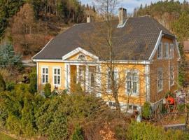 Wergelandshuset, feriebolig i Kristiansand