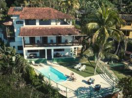 Recanto da gipoia, hotel with pools in Angra dos Reis