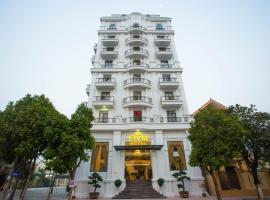 닌빈에 위치한 호텔 BVM HOTEL