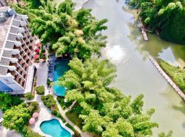 Yangshuo Courtyard Hotel Yulong River, hotel en Yangshuo