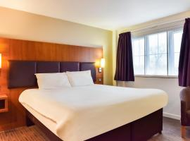 OYO Tyger Inn, Derby, hotel in Derby