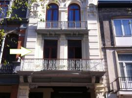 Villa Apollo, spa hotel in Blankenberge