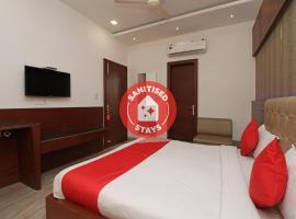 Capital O 2594 Hotel Kanchan Residency, hotel in Mathura