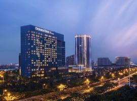 DoubleTree by Hilton Hotel Xiamen - Wuyuan Bay, отель в Сямыне