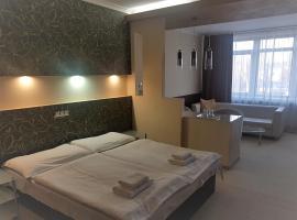 Student House, hotel  v blízkosti letiska Letisko M. R. Štefánika Bratislava - BTS