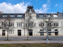 EFI SPA Hotel Superior & Pivovar, hotel in Brno
