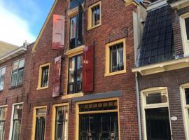 B&B Pakhuis Emden, B&B in Groningen