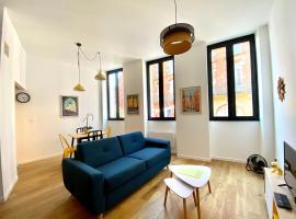 Le Capitole - appartement Hypercentre avec chambre, appartement à Toulouse