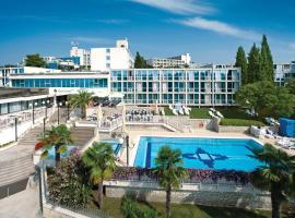 Hotel Zorna Plava Laguna, hotel in Poreč