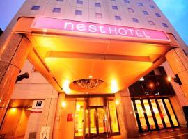 Nest Hotel Sapporo Odori, отель в Саппоро